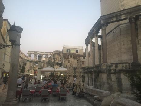 diocletian palace split 4