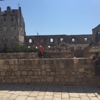 diocletian palace split 8