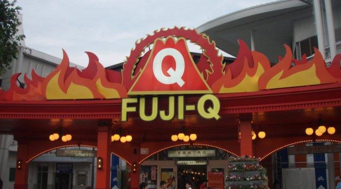 Fuji – Q Japan