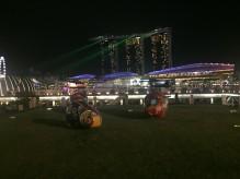 hipos in singapore bay at night