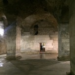 inside diocletian palace split 1