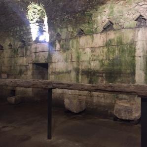 inside diocletian palace split 10