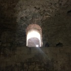 inside diocletian palace split 11