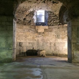 inside diocletian palace split 2