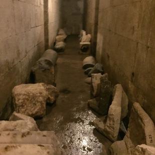 inside diocletian palace split 3