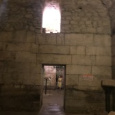inside diocletian palace split 4