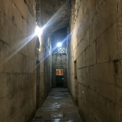 inside diocletian palace split 5