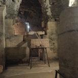 inside diocletian palace split 9