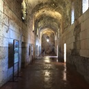 inside diocletian palace split