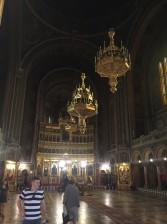inside timisoara catedral romania
