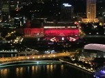 lights of singapore