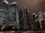 night in singapore
