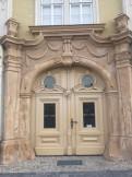palace gate timisoara romania