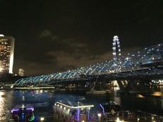 singapore bay by night