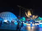 singapore night people