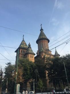 timisoara catedral