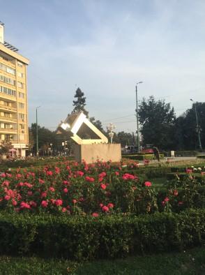 timisoara center romania