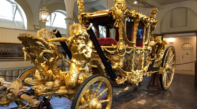 The Royal Mews in London