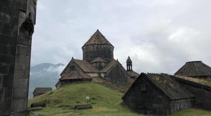 Sanahin and Haghpat, Armenia